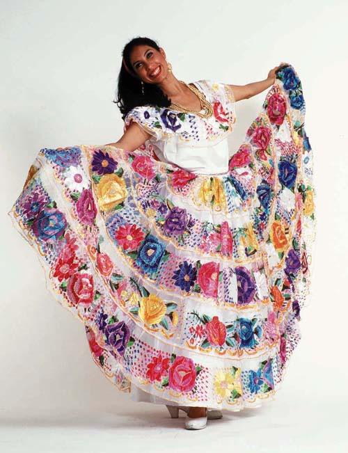 Chiapas Dress