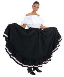 Jalisco Skirt- Falda Jalisco