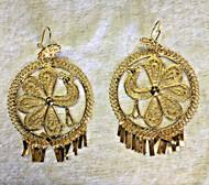 Filigrana Earings Gold