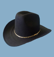 Del Norte felt hat