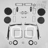 Mopar B Body 69 Sport Satellite GTX Paint Exterior Gasket Set