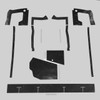 Mopar B Body 67 Belvedere Satellite MEGA Splash Shields Set -Manual