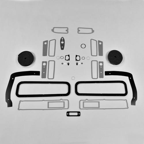 Mopar B Body 70 Coronet R/T Paint Exterior Gasket Set