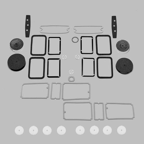 Mopar B Body 71 Charger Base Paint Exterior Gasket Set