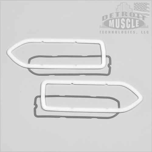 Mopar B Body 70 GTX Roadrunner Taillight Gaskets