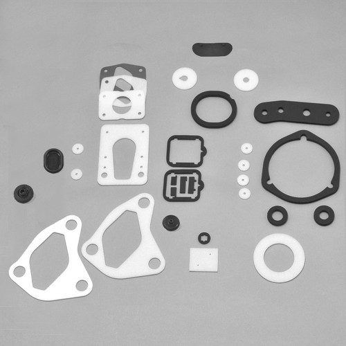 Mopar E Body 70-74 BIG AC Firewall Gasket Set (auto trans)
