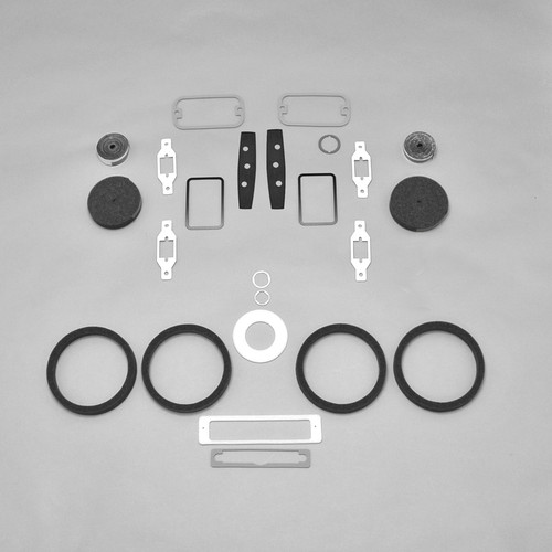 Mopar E Body 72 73 74 Barracuda Paint Exterior Gasket Set