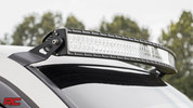 "300 Watt 52""Double Row Curved LED Light Bar - Combo Beam"