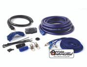 1/0 Gauge 2000W Complete AMP Kit