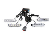 Xtreme Lighting Product's LED Grille Strobe Light with (4)- 6 LED panels