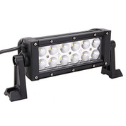 "Xtreme Lighting Products' Element 7.5"" Double Row Cree LED Light Bar -Combo Beam"