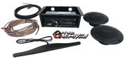 Drive Unlimited's Kubota KX 121 Mini Excavator Stereo Kit