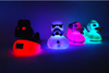 Chequaker Rubber Duck from the Pond Wars Series LED Lights glow-in-the-dark (Star Wars Fans, and Darth Vader)
