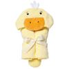 Yellow Ducky Bath Wrap