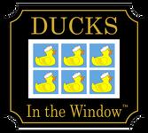 Ducks in the Window