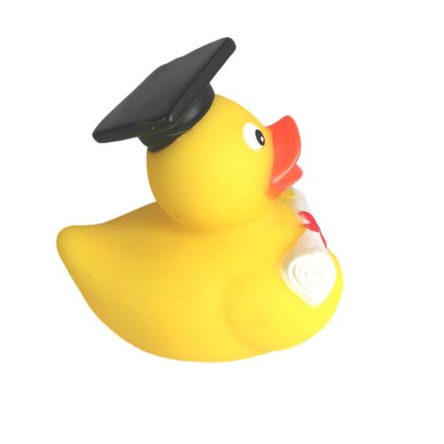 The Graduation Rubber Duck Ducks In The Window