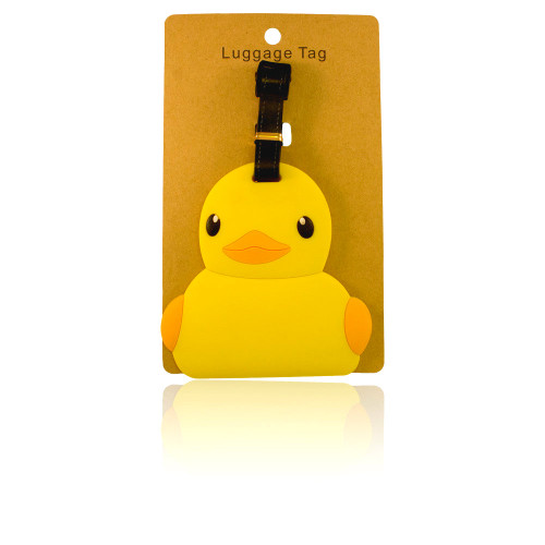 Ducky Luggage Tag (Large)  | Ducks in the Window