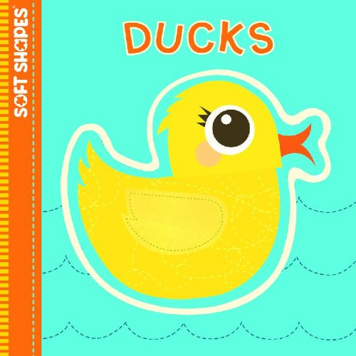 Soft Shapes Ducks Bathtime Book | Ducks in the Window