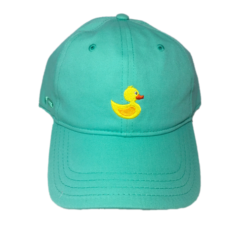Chatham Ducks  Cotton Twill Baseball Hat | Ducks in the Window