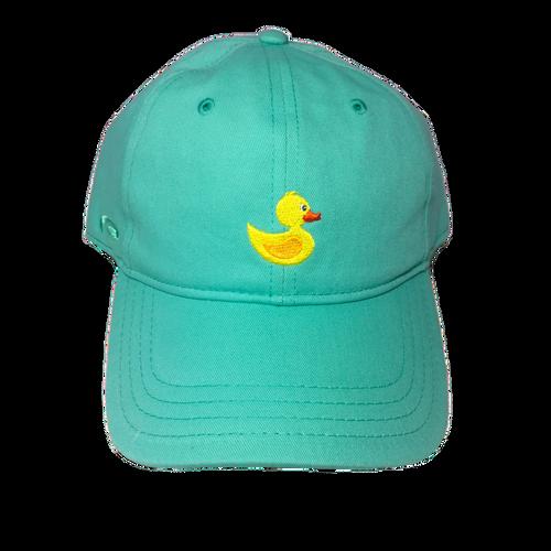 Chatham Ducks  Cotton Twill Baseball Hat | Ducks in the Window