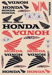 Decal kit  N-Style Honda  Universal Off-Road New