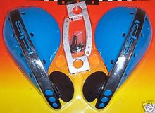 Hand Guards SPI Blue Snowmobile.ATV/Off- Road  New