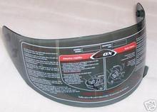 Zox Helmet Shield (D.Tint) 07 Nav.R/HiQ.R/TavR/SC./Cor