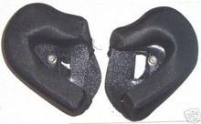 Zeus 508W Modular Helmet Cheek Pads   New Black
