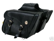 Saddle BagsWillie & Max Large Deluxe Slant Bags  New