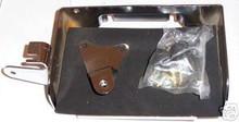 Harley Chrome Battery Box 74-79 FL models New