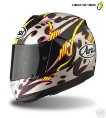 Motorcycle Helmet Arai RX7 Corsair Hayden Black X-Large