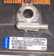 Speedo drive unit CCI 2:1 ratio for Regancy/CCI frt ends