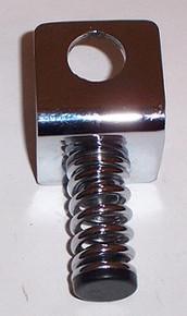 Caliper support Spring heavy-duty chrome 73-80 BT