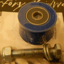 Chain Rollers MSR  Dirt Bike/ATV   Small  Blue New