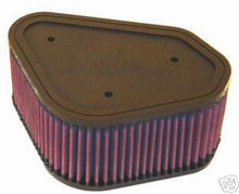 K&N Air Filter Kaw/Suz ATV KVF650-700/LTV700Twin Peaks