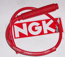 NGK Sparkplug Racing Wires 7MM Straight  Cover