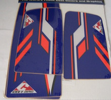 Ceet  Fender Decal Kit Yam Banshee Blue Contra