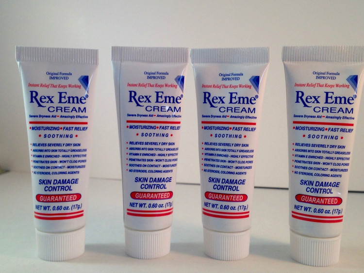 RexEme a is medicated skin cream. this is a great travel size.