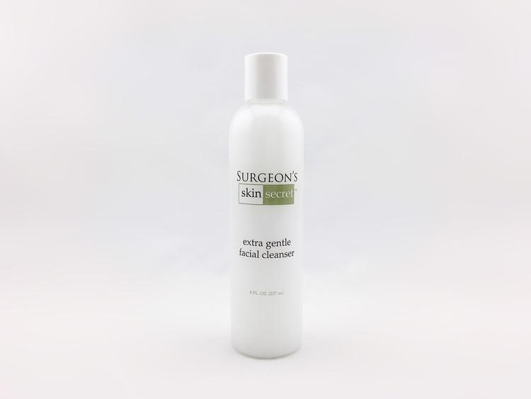 Surgeon's Skin Secret Extra Gentle Facial Cleanser 8 Oz