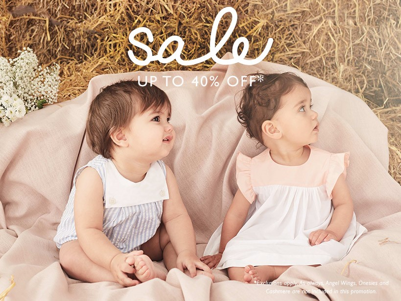 Designer Baby and Childrens Clothes Sale