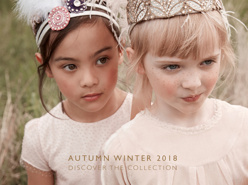 Luxury Baby and Childrens Clothes