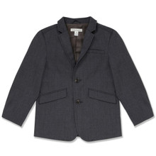 FINE WOOL SUIT JACKET