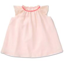 FLOATY PURE SILK DRESS - BABY