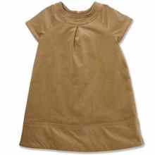 TAN CORD DRESS