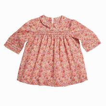 LIBERTY PRINT BABY DAY DRESS