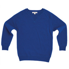FULLY FASHIONED CASHMERE SWEATER