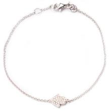 Diamond Hamsa Bracelet