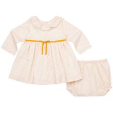 PANSY PRINT DRESS
