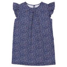 Liberty Print Flutter Sleeve dress