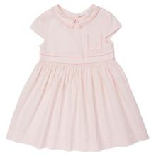 Poplin Dress - Pale Pink